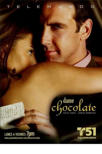 Poster of Dame Chocolate