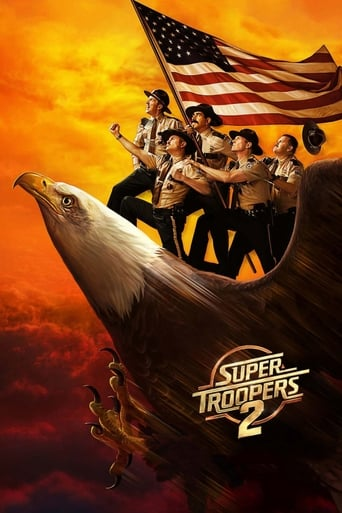 Poster of Super Troopers 2 fragman