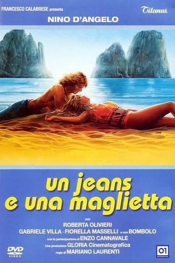 Poster of Un jeans e una maglietta