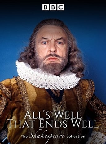 Poster of All's Well That Ends Well