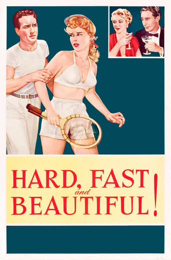 Poster of Hard, Fast and Beautiful