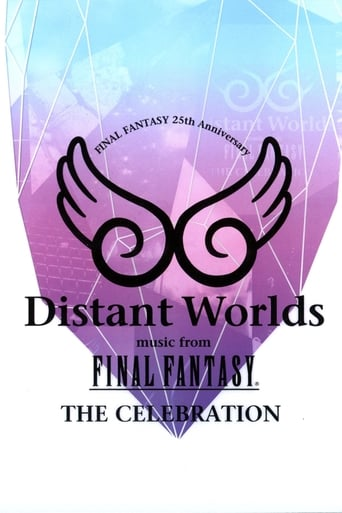 Poster of Distant Worlds: Music from Final Fantasy the Celebration