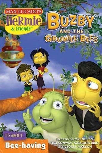 Poster of Hermie & Friends: Buzby and the Grumble Bees