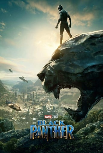 Poster of Black Panther fragman