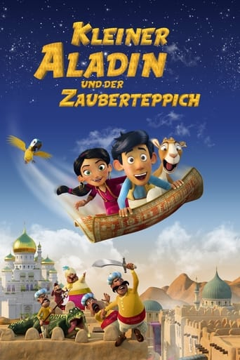 Kleiner Aladin und der Zauberteppich - Animation / 2019 / ab 0 Jahre