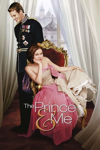 Poster of The Prince & Me