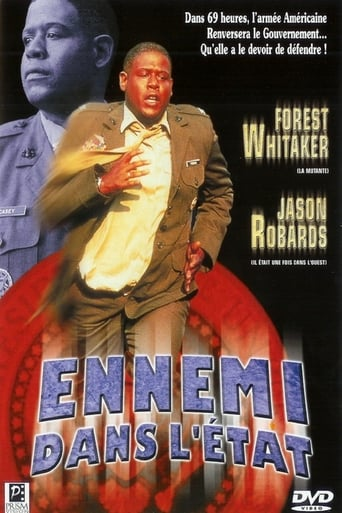Poster of Ennemi dans l'etat
