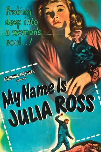 Poster of My Name Is Julia Ross