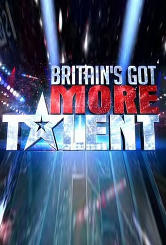 Britain's Got More Talent Movie Poster