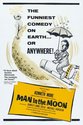 Poster of Man in the Moon