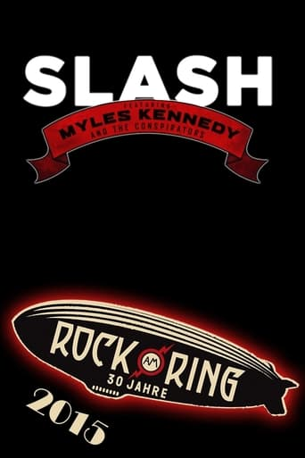 Slash feat. Myles Kennedy & The Conspirators - Rock am Ring 2015