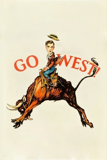 Poster of Go West