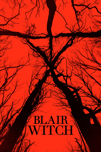 Poster of Blair Witch