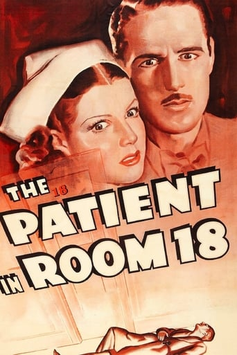 Poster of The Patient in Room 18