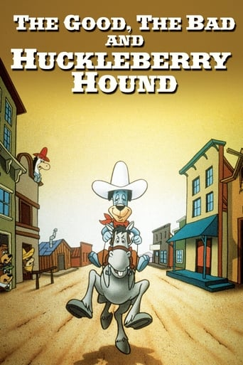 Poster of The Good, the Bad and Huckleberry Hound