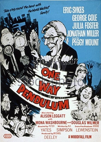 Poster of One Way Pendulum