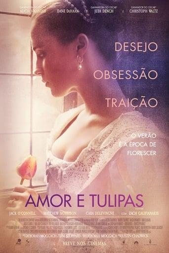 Amor & Tulipas - Poster