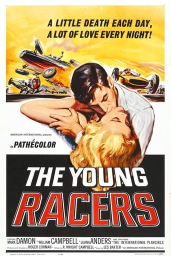 Poster of The Young Racers