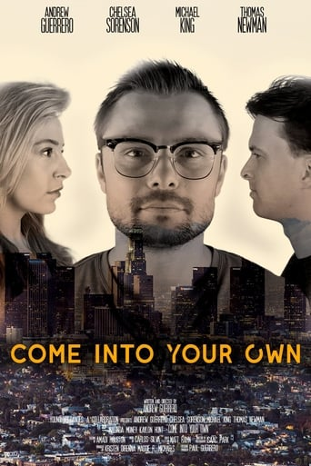 Come Into Your Own Poster