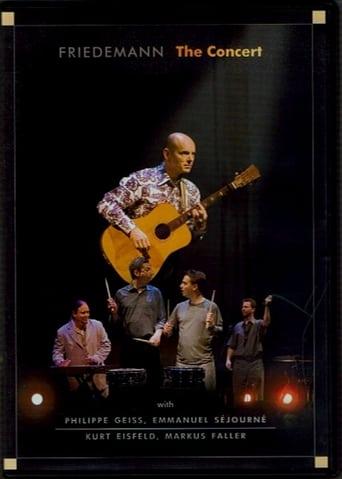 Friedemann - The Concert