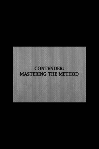Poster of Contender: Mastering the Method