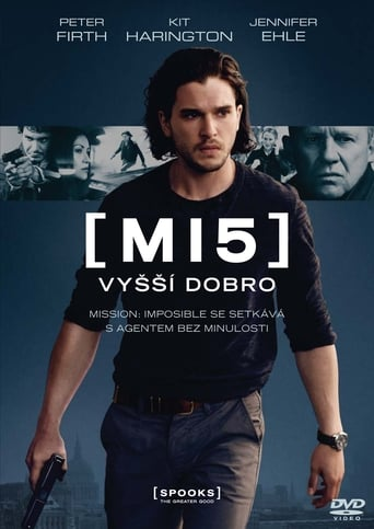 Poster of MI-5: Vyšší dobro