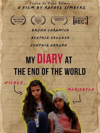 My diary at the end of the world