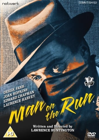 Poster of Man on the Run