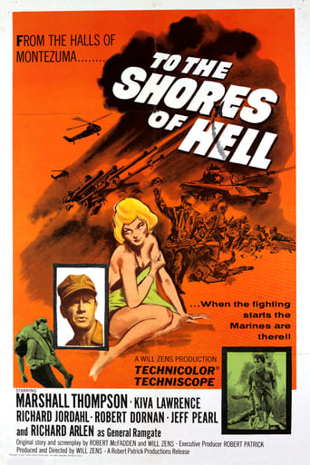 Poster of To the Shores of Hell