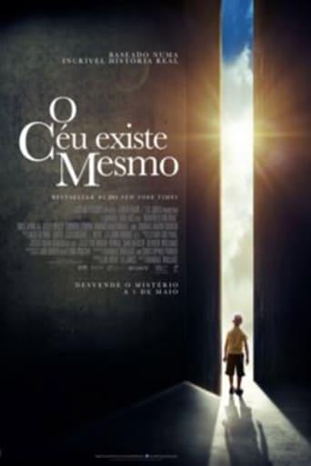 O Céu É de Verdade - Poster