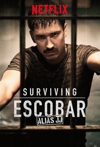 Alias J.J. 1ª Temporada - Poster