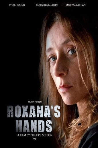 Poster of Les mains de Roxana