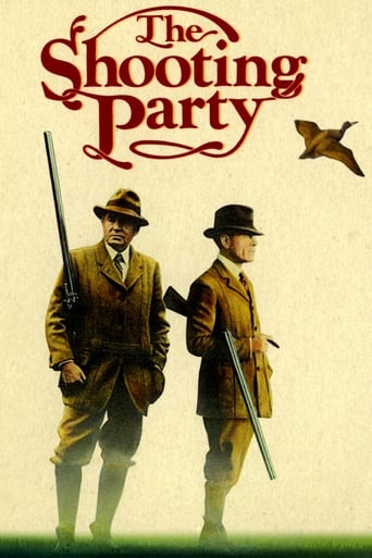 Poster of The Shooting Party