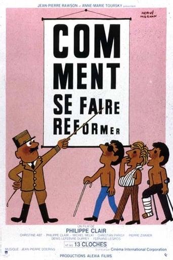 Poster of Comment se faire réformer