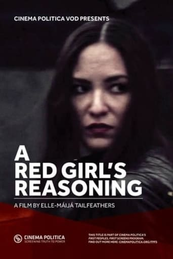 Poster of A Red Girl's Reasoning