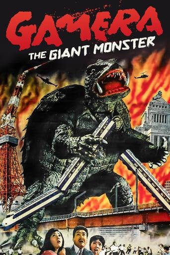Gamera, the Giant Monster