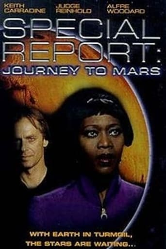 Special Report: Journey to Mars