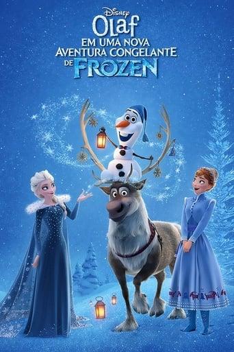 Poster of Olaf: Em Uma Nova Aventura Congelante de Frozen
