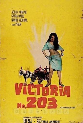 Poster of Victoria No. 203