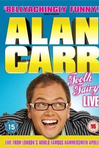 Poster of Alan Carr: Tooth Fairy Live