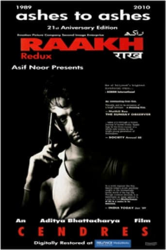 Poster of Raakh