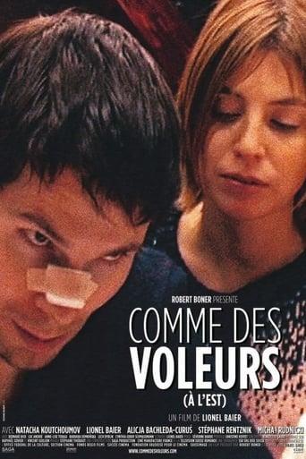 Poster of Comme des voleurs (Stealth)