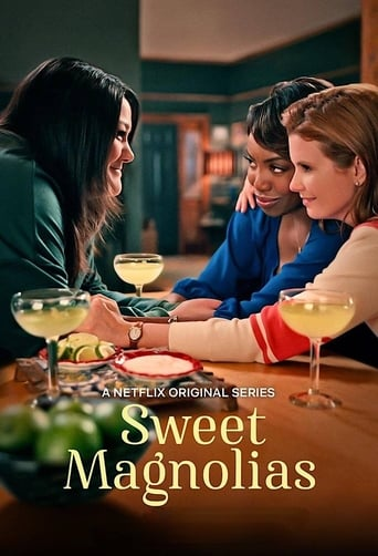 Poster Sweet Magnolias