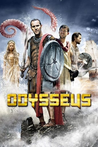 Poster of Odysseus & the Isle of Mists