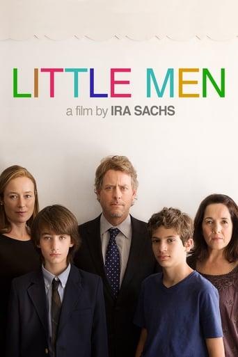 Poster of Little Men