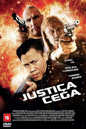 Justiça Cega - Poster