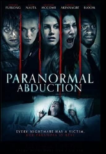 Poster of Paranormal Abduction