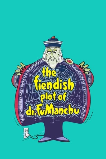 The Fiendish Plot of Dr. Fu Manchu Movie Poster