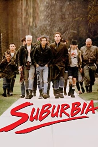 Suburbia - Rebellen der Straße