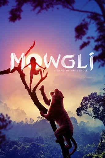 Poster of Mowgli: Legend of the Jungle